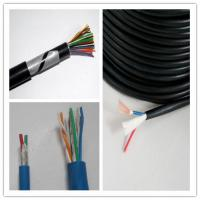 Wholesale Mining Application Multi Conductor Shielded Cable , 18 Awg 6 Conductor Shielded Cable from china suppliers