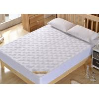 Wholesale Zip On Mattress Protector / Plastic Mattress Cover With Zipper from china suppliers