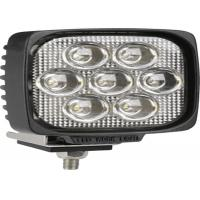 Wholesale Square 35w 2450lm 6000k IP68 Spot LED Work Flood Lights For Mine from china suppliers