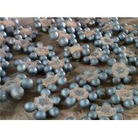 Wholesale Professional Custom Forged Steel Grinding Balls / Steel Bearing Balls Hardness > 48HRC Steel with Chrome from china suppliers