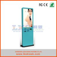Wholesale 46 '' Floor Standing Touch Interactive LCD Kiosk With  TIicket  Vending from china suppliers