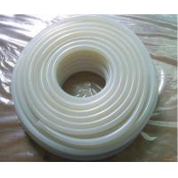 Wholesale PMS Color Food Grade Silicone Tubing , Non Toxic Flexible Rubber Hose For Drinking from china suppliers