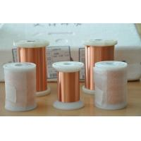 Wholesale Class 180 UEW Solderable Enamelled Copper Wire With Good Chemical Resistance from china suppliers