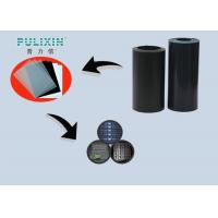 Wholesale Frosted 2mm Black Matte Plastic Sheet Polystyrene Rolls Of High Strength from china suppliers