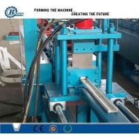 Wholesale Efficiency 0.4 - 1.2mm Metal Stud Roll Forming Machine for Light Steel Track from china suppliers