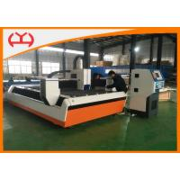 Wholesale Metal Sheet Fiber Laser CNC Cutting Machine 500 Watt With Two Years Warranty from china suppliers
