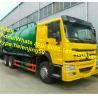 Buy cheap SINOTRUK HOWO EuroII 6x4 10 wheels Vacuum Truck 20 CBM Sewage suction Truck from wholesalers