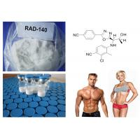Wholesale RAD140 Selective Androgen Receptor Modulators SARMs for Bodybuilding , CAS 1182367-47-0 from china suppliers