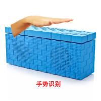 Wholesale Motion Control Water Cube Bluetooth Speaker With Hands Free Phone Call from china suppliers