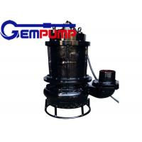 Wholesale Mine dewatering ZJQ electric centrifugal pump for dirty water plants from china suppliers