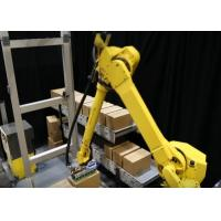 Wholesale Flexible Robot Automated Palletizer With Palletizing Programs Adjustable from china suppliers