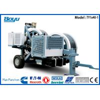 Quality 4T Transmission Electric Overhead Line Equipment With Engine Cummins for sale