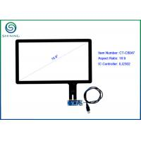Wholesale 15.6 Inch Capacitive Touch Screen Panel With USB Interface For Panel PCs, Kiosks, POS Terminals CT-C8047-15.6 from china suppliers
