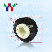 Wholesale hard bristle Brush wheel For Pressing Paper ceres 039 from china suppliers