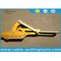Wholesale Self Gripping Clamps Fiber Optic Cable Tools Cable Clipper Come Along Clamp Grips 16KN from china suppliers