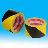 Wholesale Yellow Black PVC Warning Tape from china suppliers