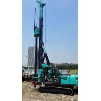 Wholesale TYSIM KR80M Multi functional Piling Rig Machine Construction 12m Continue Flight Auger Depth from china suppliers