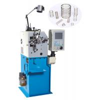 Wholesale High Efficiency Wire Bending Machine , Belleville Spring Coiling Machines With 2 Axis from china suppliers