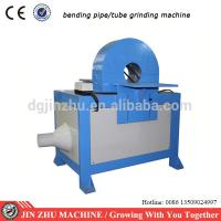 Wholesale bending pipe hairline finishing machine for grinding tubes with angle from china suppliers