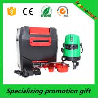 Wholesale 3 Beam Green Line Rotary Self Leveling Laser Level With Battery from china suppliers