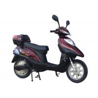 Wholesale Custom E scooter 350w , Adult Electric Motorcycle Red or pink color for girls from china suppliers