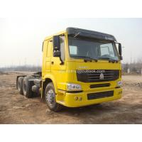 Wholesale HOWO TRACTOR, Tractors, 6*4 Tractor, Heavy Tractors, Prime Tractors, CIMC Tractors from china suppliers