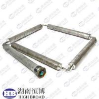 Buy cheap Replacement Solid Flexible Anode Rod Water Heater With Stainless Steel Plug G NPT BSPT from wholesalers