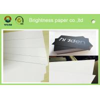 Wholesale White Coated Glossy Printing Paper Sheets For Gift Box 250gsm - 400gsm from china suppliers