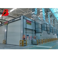 China Baking Room Spray Booth Coating on sale