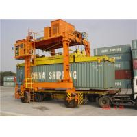 Quality Double Girder Container Handling Gantry Crane For Ship Yard And Port for sale