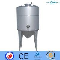 Wholesale Biopharmaceutical Brewery Stainless Fermentation Tank  Insulation Function from china suppliers