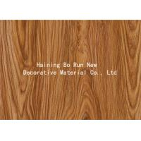Wholesale PVC Decorative Foil Wood Grain Vinyl Wrap For PVC Ceiling Planks No Bubbles from china suppliers