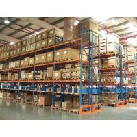 Wholesale high density steel racking systems with spraying paint , 500kg - 1500kg from china suppliers