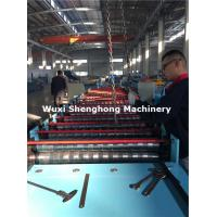 Wholesale Metal Sheet Roof Roll Forming Machine , Corrugated Roll Forming Machine from china suppliers