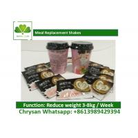 Wholesale Low Carb / Low Fat Coffee Meal Replacement Shakes For Weight Loss OEM from china suppliers