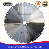 Wholesale 3HP-85HP Power Concrete Wall Saw , Straight U Wall Cutting Blade from china suppliers