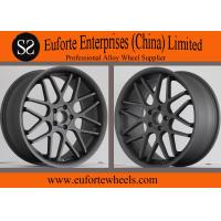 Wholesale Aluminum Alloy Euor Tuning Wheels with red coating 20 inch wheels from china suppliers