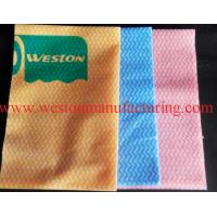 Wholesale Spunlace Non-woven cloth Fabric Nonwoven fabric of spunlace non wovens plain surface spun lace from china suppliers