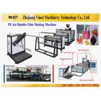Wholesale Vinot Factory Air Bubble Film Making Machine  Customized for Thailandl With Different Material: LDPE Model No. DY-1200 from china suppliers