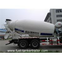 Wholesale Air braking concrete pump truck , 0-16 r/min speed bulk cement trailer from china suppliers