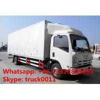 Wholesale China high quality and best price ISUZU 4*2 40,000 day old chicks transported vehicvle for sale, ISUZU duck baby truck from china suppliers
