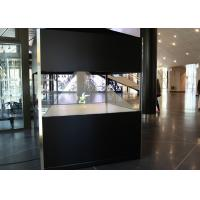 Wholesale 1mx1m Large 4 Sided 3d Pyramid Hologram Used In Shopping Mall Promotion from china suppliers