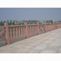 Wholesale WPC Fence and Rail, Anti-decay with Low Maintenance Cost from china suppliers