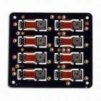 Wholesale Single-sided Rigid-flex PCB with 0.10mm Minimum Line Width, Customized Designs Welcomed from china suppliers