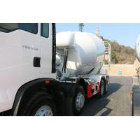 Wholesale 6x4 Concrete Mixer Truck Diesel Fuel Light Duty Commercial Trucks Sinotruk Howo7 from china suppliers