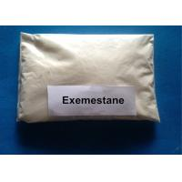 Wholesale White Powder Oral Anabolic Steroids Exemestane Aromasin For Breast Cancer Prevention from china suppliers