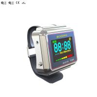 Quality Medical Bio Low Level Laser Therapy Wrist Watch to reduce the high blood pressure and high blood viscosity for sale