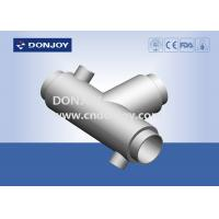Wholesale jacketed insulation welding tee Stainless Steel Sanitary Fittings insulation welded pipe from china suppliers