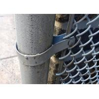 Wholesale Hot Sale Chain Link Fence Made In China/ Chain Link Fence Manufacture from china suppliers
