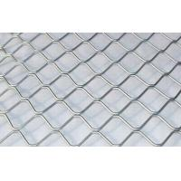 China Anti-theft 7 mm aluminum diamond pattern security grilles on sale